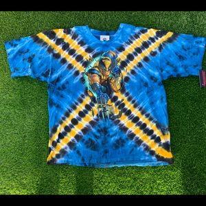 Vintage Marvel Wolverine Universal Studios T-shirt